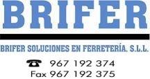 BRIFER SOLUCIONES EN FERRETERIA S.L.L.